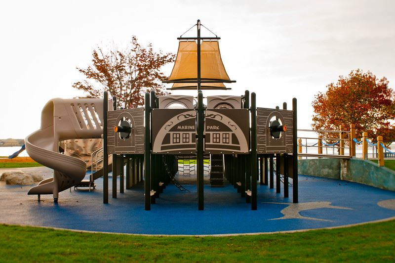 Blaine Pirate Ship Playground